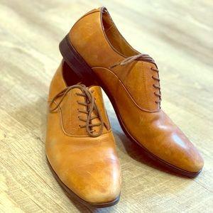 Men's Aldo leather shoes